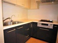 その他現地写真:使いやすい L型キッチン